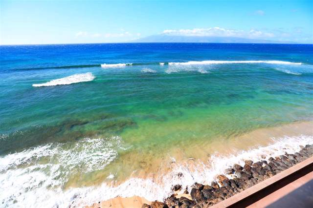 106 Kaanapali Shores Pl #602, Lahaina, HI 96761 (MLS #385922) :: Elite Pacific Properties LLC