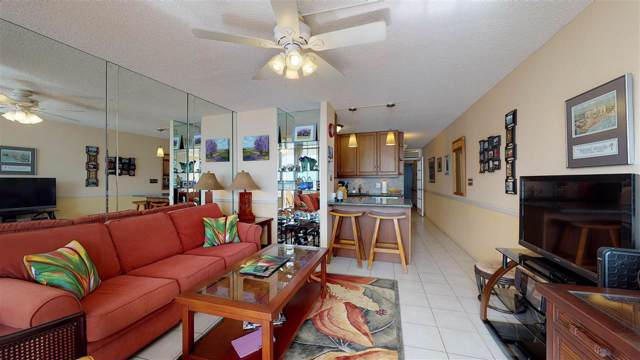 150 Hauoli St #509, Wailuku, HI 96793 (MLS #385927) :: Elite Pacific Properties LLC