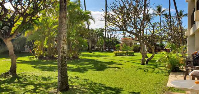 2531 S Kihei Rd C110, Kihei, HI 96753 (MLS #385942) :: Team Lally