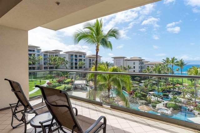 1 Bay Dr #4402, Lahaina, HI 96761 (MLS #385953) :: Maui Estates Group