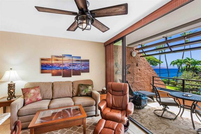 3939 Lower Honoapiilani Rd #313, Lahaina, HI 96761 (MLS #385978) :: Team Lally