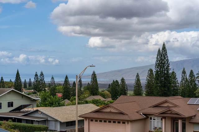 272 Hiolani St, Pukalani, HI 96708 (MLS #385995) :: Maui Estates Group