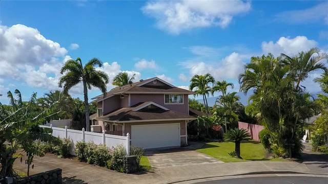40 Kaiea Pl, Paia, HI 96779 (MLS #386047) :: Elite Pacific Properties LLC