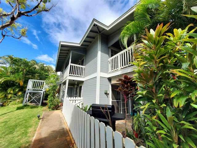 160 Keonekai Rd 8-201, Kihei, HI 96753 (MLS #386057) :: Coldwell Banker Island Properties