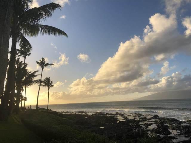 5315 Lower Honoapiilani Rd C219, Lahaina, HI 96761 (MLS #386077) :: Keller Williams Realty Maui