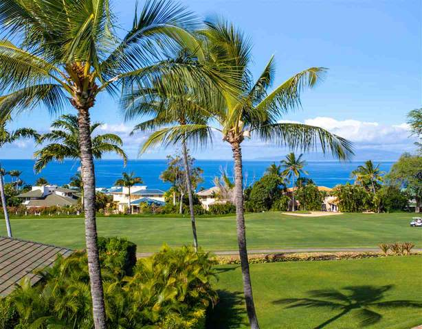 3950 Kalai Waa St L-202, Kihei, HI 96753 (MLS #386087) :: Team Lally