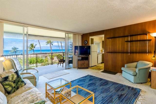 3823 Lower Honoapiilani Rd #217, Lahaina, HI 96761 (MLS #386093) :: Maui Estates Group