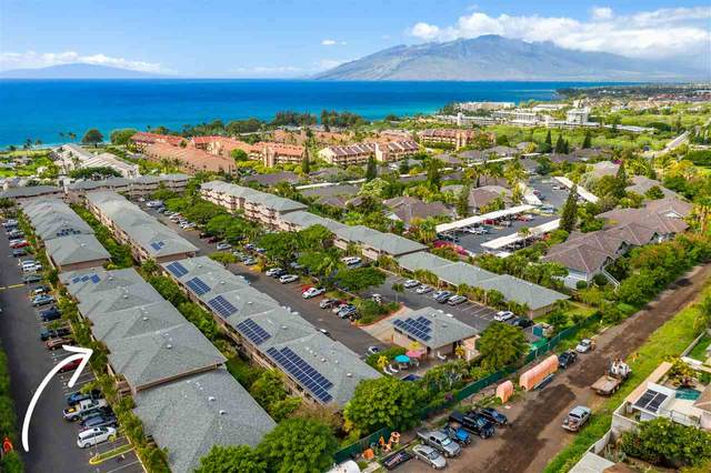 2747 S Kihei Rd J006, Kihei, HI 96753 (MLS #386098) :: Elite Pacific Properties LLC
