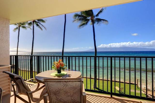 3543 Lower Honoapiilani Rd A308 15Ab, Lahaina, HI 96761 (MLS #386120) :: Elite Pacific Properties LLC