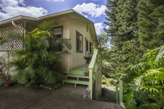 124 Mahola St, Makawao, HI 96768 (MLS #386126) :: Maui Lifestyle Real Estate