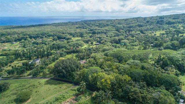 40 Maia Rd, Hana, HI 96713 (MLS #386128) :: Keller Williams Realty Maui