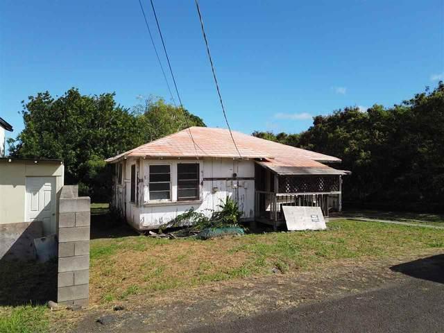 438 Poni Pl, Wailuku, HI 96793 (MLS #386135) :: Maui Estates Group