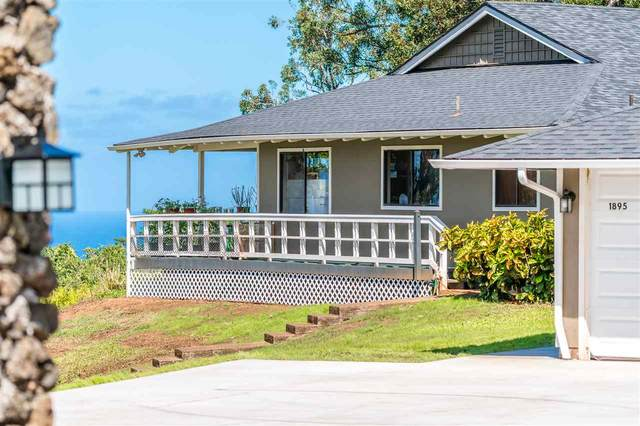 1895 Haiku Rd, Haiku, HI 96708 (MLS #386151) :: Maui Estates Group