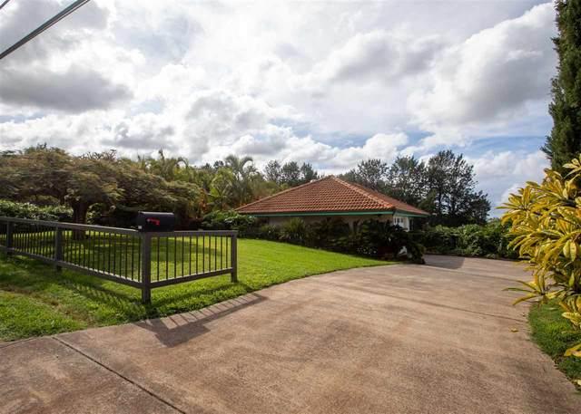 425B Omaopio Rd B, Kula, HI 96790 (MLS #386161) :: Coldwell Banker Island Properties