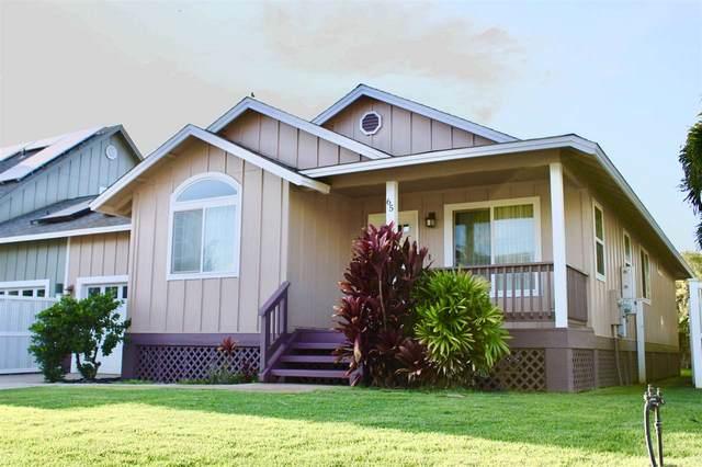 65 Waiapo St, Kihei, HI 96753 (MLS #386179) :: Coldwell Banker Island Properties