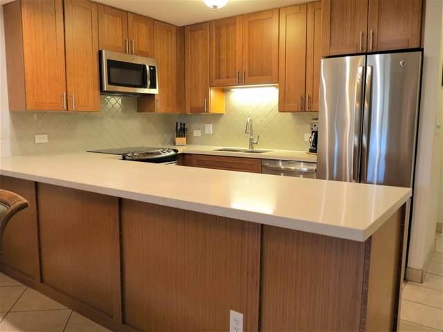 2695 S Kihei Rd 6-207, Kihei, HI 96753 (MLS #386184) :: Coldwell Banker Island Properties