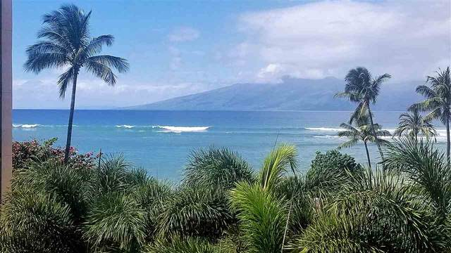 4299 Lower Honoapiilani Rd #134, Lahaina, HI 96761 (MLS #386189) :: Maui Lifestyle Real Estate