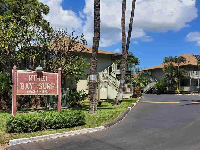 715 S Kihei Rd F-151, Kihei, HI 96753 (MLS #386209) :: Coldwell Banker Island Properties