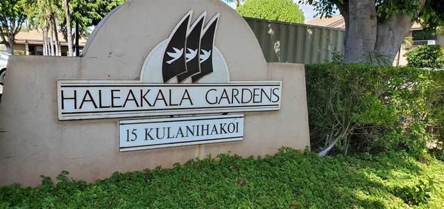15 Kulanihakoi St 20G, Kihei, HI 96753 (MLS #386220) :: Team Lally
