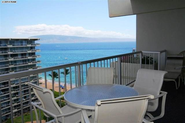 2481 Kaanapali Pkwy 1219E, Lahaina, HI 96761 (MLS #386226) :: Elite Pacific Properties LLC