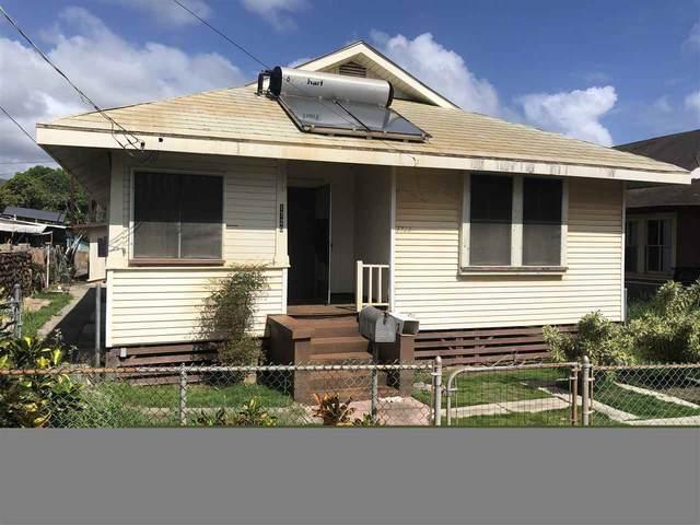 1720 E Vineyard St, Wailuku, HI 96793 (MLS #386238) :: Elite Pacific Properties LLC