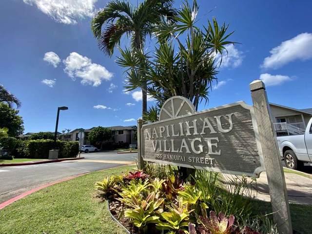 4955 Hanawai St 6-202, Lahaina, HI 96761 (MLS #386240) :: Elite Pacific Properties LLC