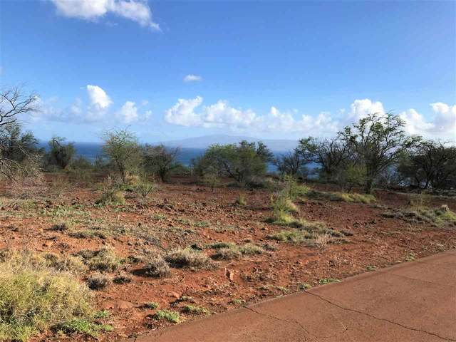 Ulua Rd, Kaunakakai, HI 96748 (MLS #386250) :: Keller Williams Realty Maui
