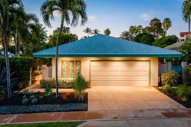 35 Ponana St, Kihei, HI 96753 (MLS #386266) :: Maui Estates Group