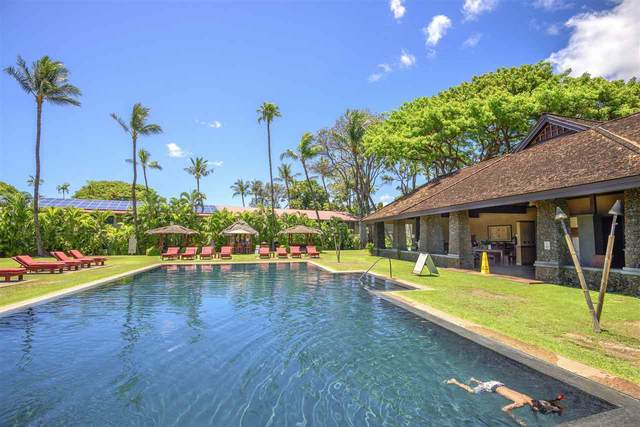 660 Wainee St C204, Lahaina, HI 96761 (MLS #386279) :: Elite Pacific Properties LLC