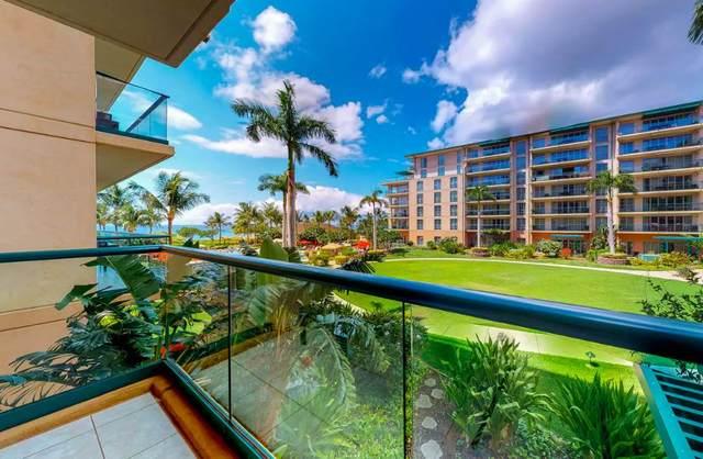 130 Kai Malina Pkwy Sr211, Lahaina, HI 96761 (MLS #386315) :: Maui Estates Group