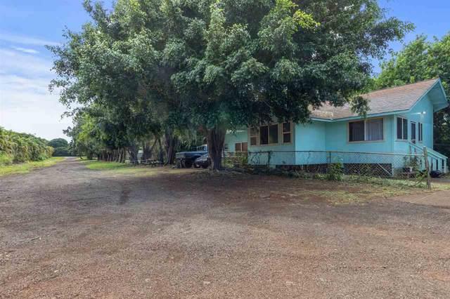89 Nahele Rd, Haiku, HI 96708 (MLS #386322) :: Coldwell Banker Island Properties