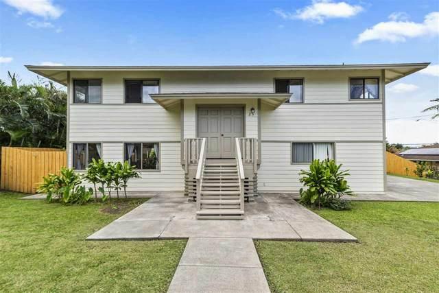 25 N Hiena Pl, Makawao, HI 96768 (MLS #386325) :: Coldwell Banker Island Properties