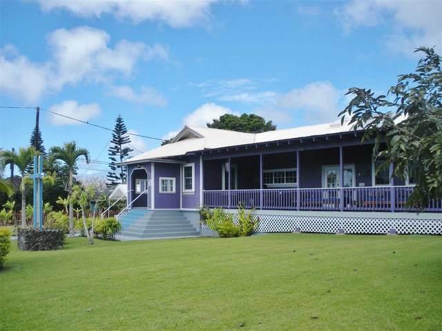 254 Houston Pl, Lanai City, HI 96763 (MLS #386327) :: Maui Estates Group