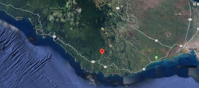 0 Hinalo Rd, Haiku, HI 96768 (MLS #386336) :: Coldwell Banker Island Properties