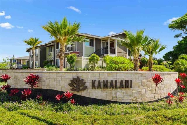 40 Kihalani Pl #3506, Kihei, HI 96753 (MLS #386342) :: Coldwell Banker Island Properties