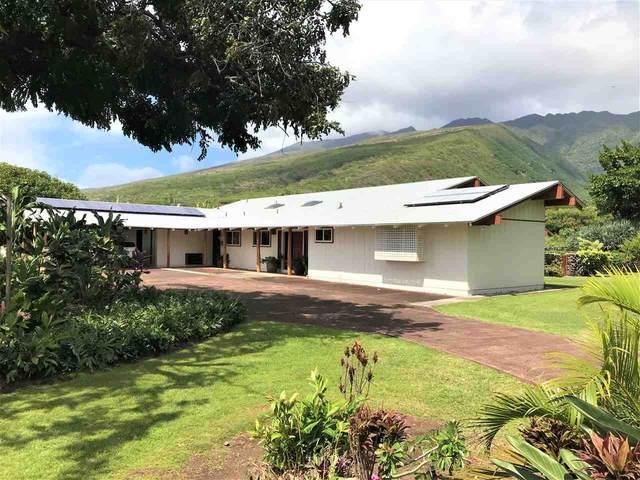 8391 Kamehameha V Hwy, Kaunakakai, HI 96748 (MLS #386344) :: Maui Estates Group