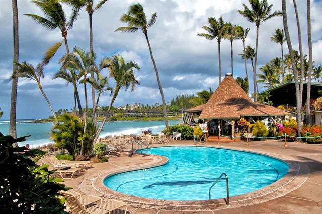5315 Lower Honoapiilani Rd F246, Lahaina, HI 96761 (MLS #386351) :: Maui Estates Group