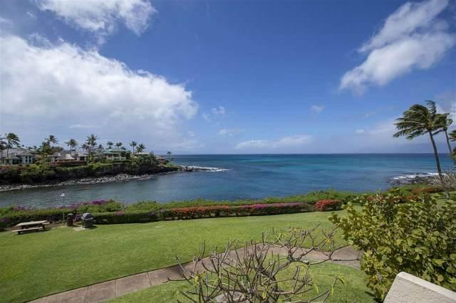 5295 Lower Honoapiilani Rd B33, Lahaina, HI 96761 (MLS #386357) :: Keller Williams Realty Maui