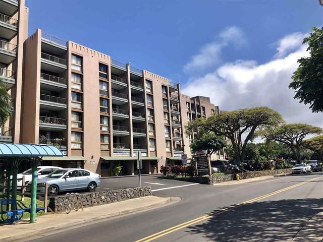 4310 Lower Honoapiilani Rd #418, Lahaina, HI 96761 (MLS #386376) :: Elite Pacific Properties LLC