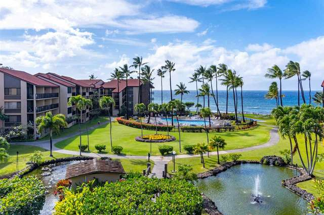 3543 Lower Honoapiilani Rd H405, Lahaina, HI 96761 (MLS #386385) :: Elite Pacific Properties LLC