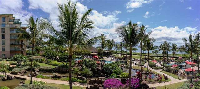 130 Kai Malina Pkwy Nr302, Lahaina, HI 96761 (MLS #386392) :: Elite Pacific Properties LLC
