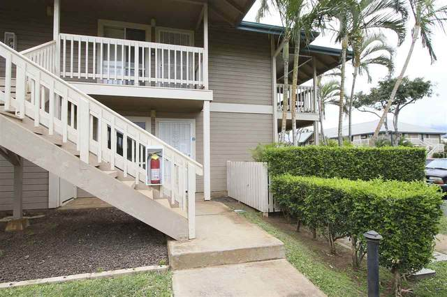 480 Kenolio Rd 25-101, Kihei, HI 96753 (MLS #386411) :: Coldwell Banker Island Properties