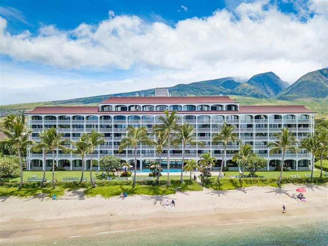 475 Front St #224, Lahaina, HI 96761 (MLS #386415) :: Maui Lifestyle Real Estate