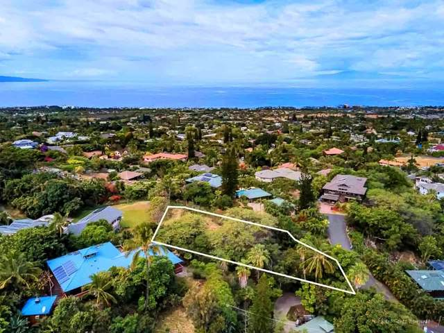 750 Lanina Pl, Kihei, HI 96753 (MLS #386420) :: Maui Estates Group