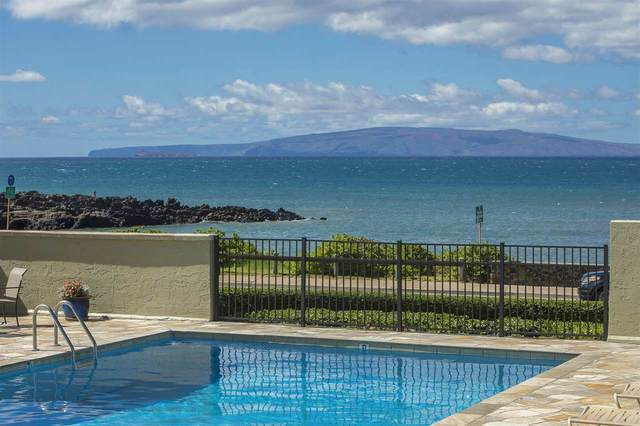 2075 S Kihei Rd #124, Kihei, HI 96753 (MLS #386423) :: Keller Williams Realty Maui