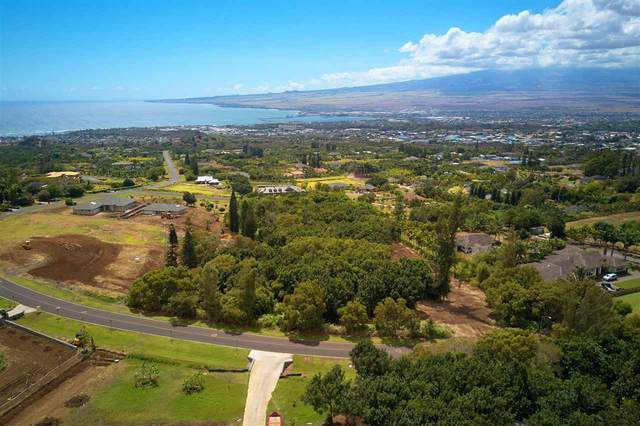 2347 Kamaile St Lot 180, Wailuku, HI 96793 (MLS #386424) :: Maui Estates Group