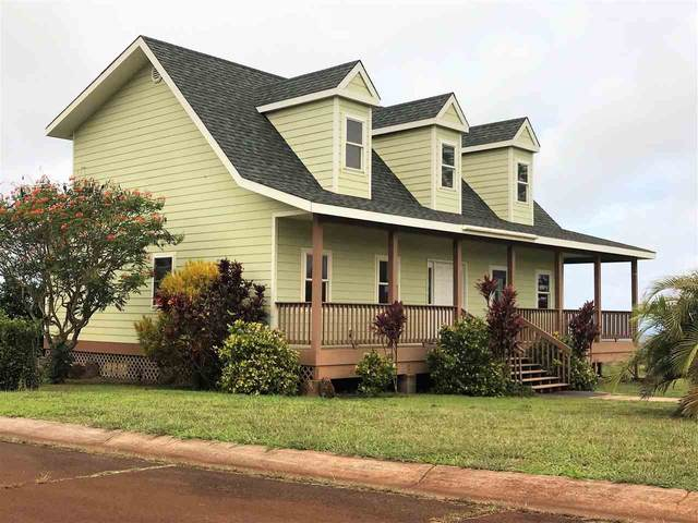 103 Kaana St, Maunaloa, HI 96770 (MLS #386428) :: Team Lally