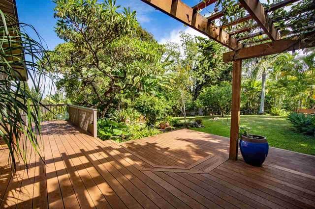 635 Hoene St, Makawao, HI 96768 (MLS #386429) :: Coldwell Banker Island Properties