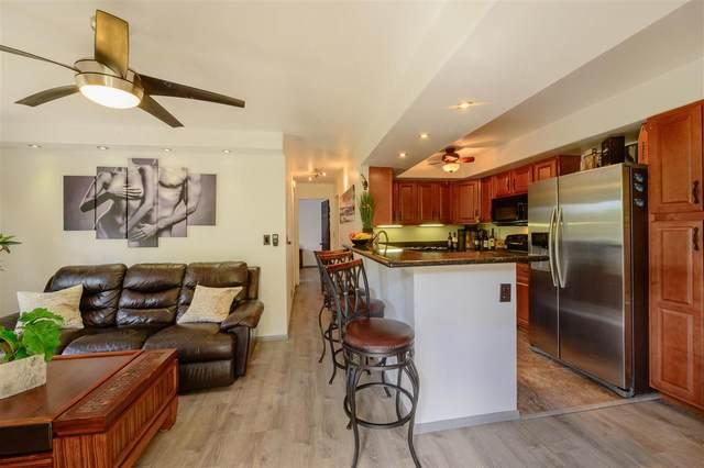 140 Uwapo Rd 15-106, Kihei, HI 96753 (MLS #386434) :: Coldwell Banker Island Properties