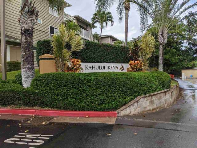 60 Kunihi Ln #327, Kahului, HI 96732 (MLS #386440) :: Elite Pacific Properties LLC